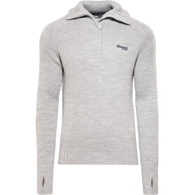 Bergans Ulriken Sweat-shirt Homme, grey mel